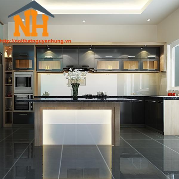 Tủ bếp chống nước- NH04