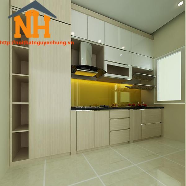 Tủ bếp chống thấm - NH02